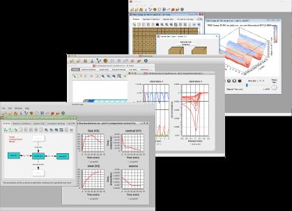 Kinetiscope - A stochastic kinetics simulator